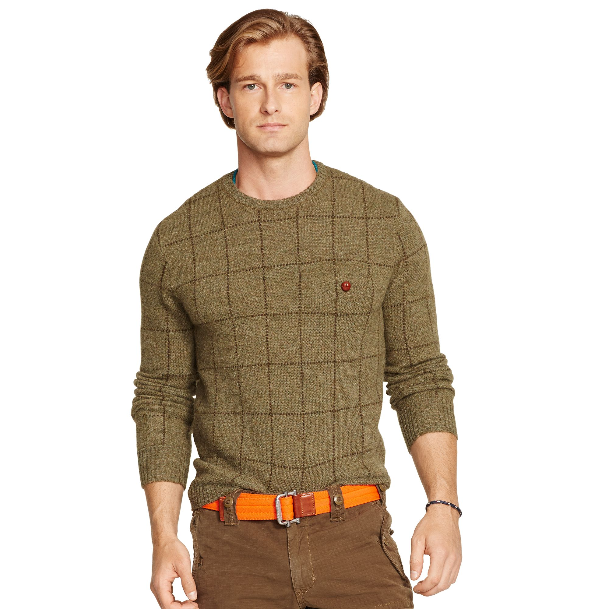 Ralph Lauren Latest Fall Winter Coats and Western Dresses Sweaters Collection for Men and Women 2014-2015 (25)