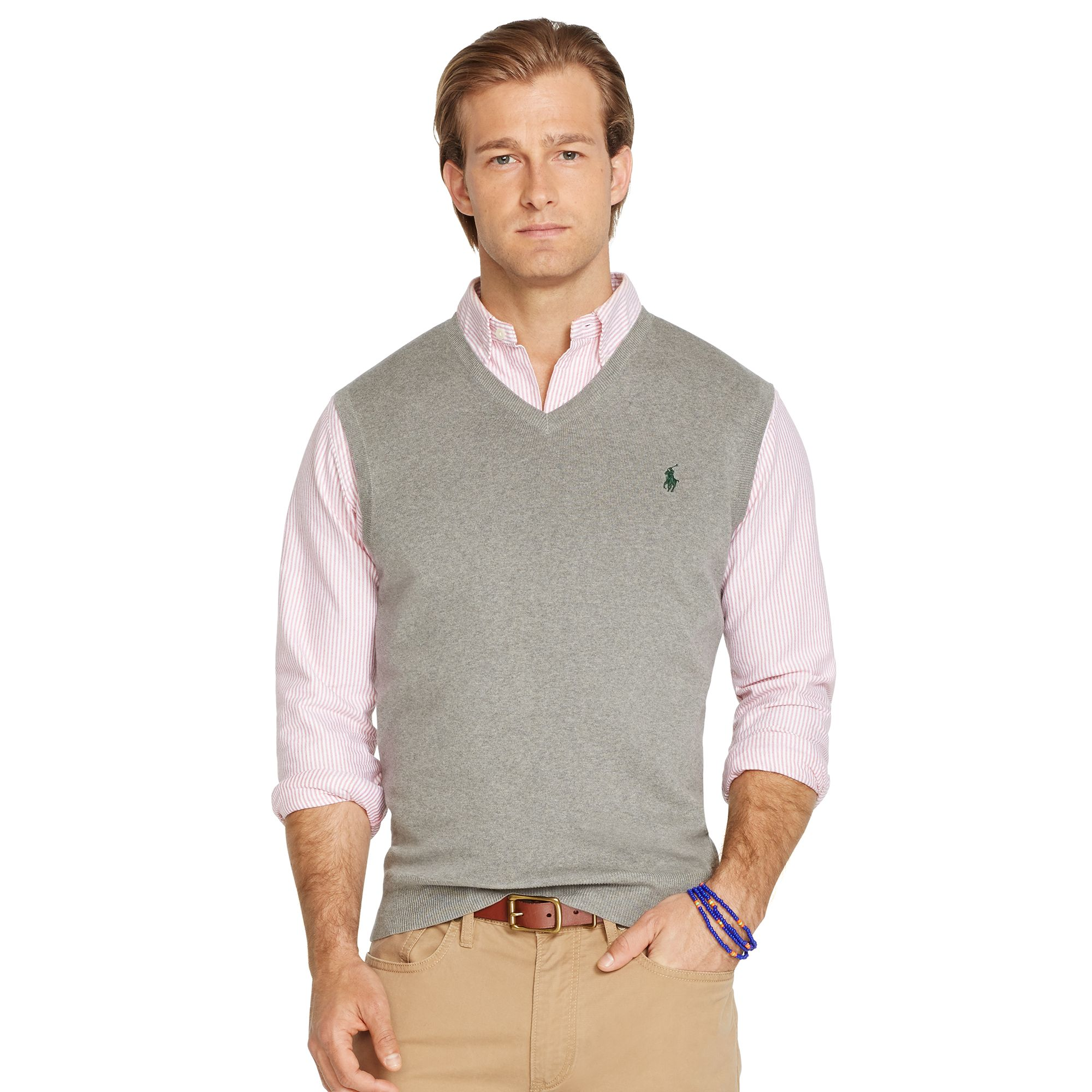 Ralph Lauren Latest Fall Winter Coats and Western Dresses Sweaters Collection for Men and Women 2014-2015 (27)