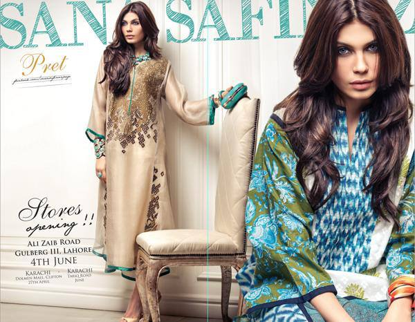 Top 10 Most Popular Best Pakistani Fashion Designers - Hit List  (18)