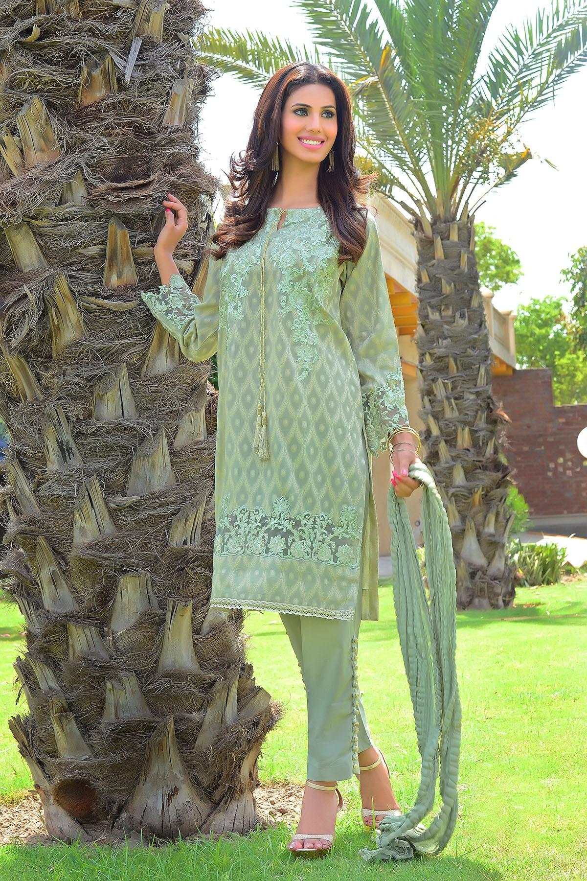 Zeniya Lawn By Deepak Perwani Pret & Printed Suits Eid Collection 2016-2017 (7)