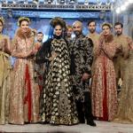PFDC L'Oreal Paris Bridal Couture Week 2014-2015 | Popular Pakistani Fashion brands & Designers Wedding Collections