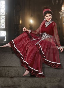 Diwali Special Dresses New Collection Indian Fancy Suits for Women 2014-2015