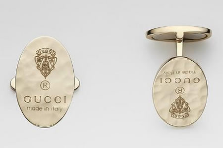 Gucci Latest Men Fashion Accessories Collection - Best Articles for Gents - Cufflinks (2)