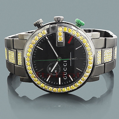 Gucci Latest Men Fashion Accessories Collection - Best Articles for Gents - Watches (1)