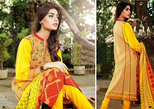 House Of ittehad Royal Embroidered Series Winter Dresses Collection 2014-2015 (10)