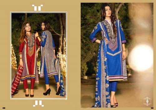 House Of ittehad Royal Embroidered Series Winter Dresses Collection 2014-2015 (13)