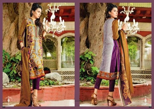 House Of ittehad Royal Embroidered Series Winter Dresses Collection 2014-2015 (15)