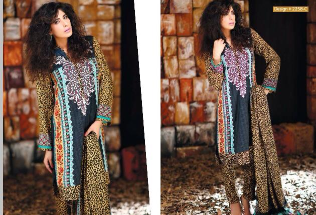 House-of-Ittehad-Germen-Linen-Dresses-2014-15 for-Winter(2014-15 ) (1)