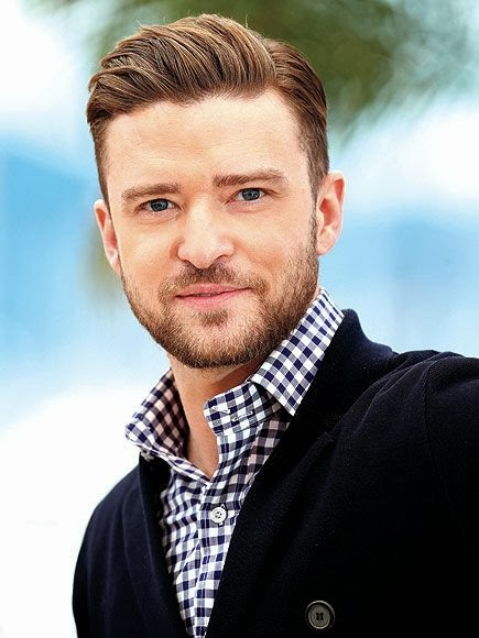 Justin Timberlake Hairstyles - Top 10 Most Popular Celebrity Hairstyles for Men