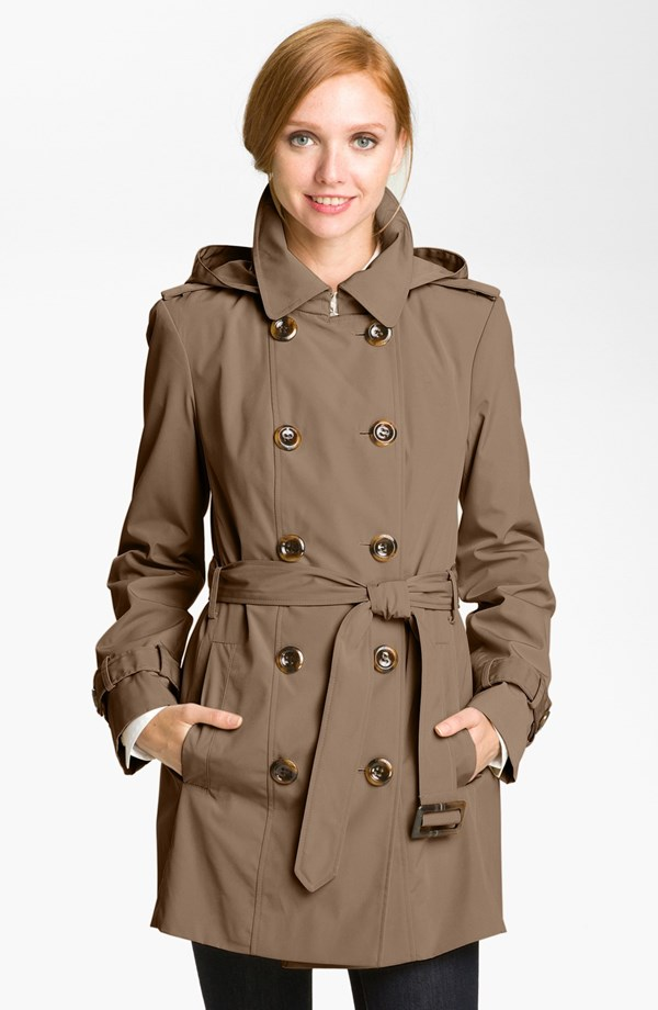 LATEST FASHION WOMEN'S OUTERWEAR BEST WINTER COATS AND JACKETS COLLECTION BY CALVIN KLEIN 2014-2015 (1)