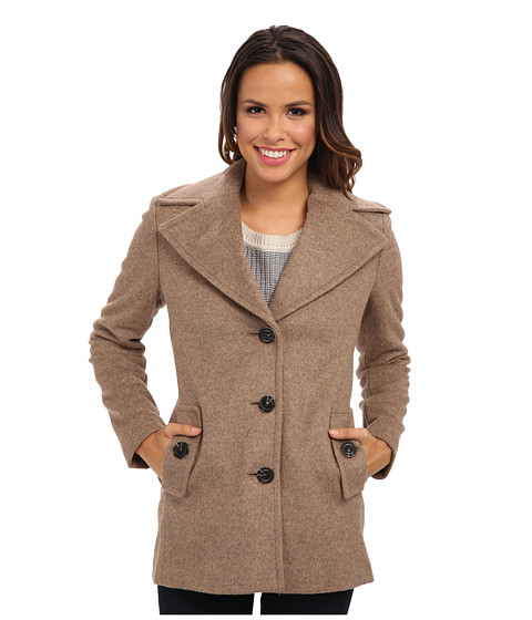 LATEST FASHION WOMEN'S OUTERWEAR BEST WINTER COATS AND JACKETS COLLECTION BY CALVIN KLEIN 2014-2015 (11)