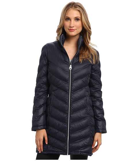 LATEST FASHION WOMEN'S OUTERWEAR BEST WINTER COATS AND JACKETS COLLECTION BY CALVIN KLEIN 2014-2015 (12)