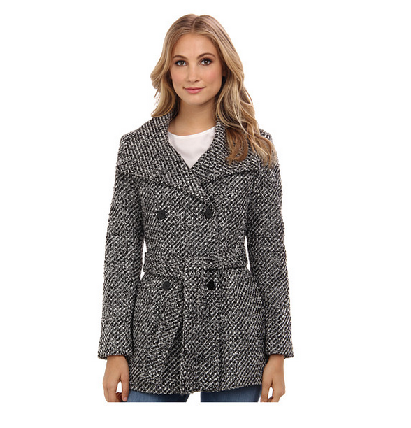 LATEST FASHION WOMEN'S OUTERWEAR BEST WINTER COATS AND JACKETS COLLECTION BY CALVIN KLEIN 2014-2015 (2)