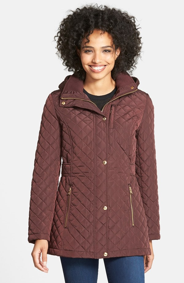LATEST FASHION WOMEN'S OUTERWEAR BEST WINTER COATS AND JACKETS COLLECTION BY CALVIN KLEIN 2014-2015 (4)