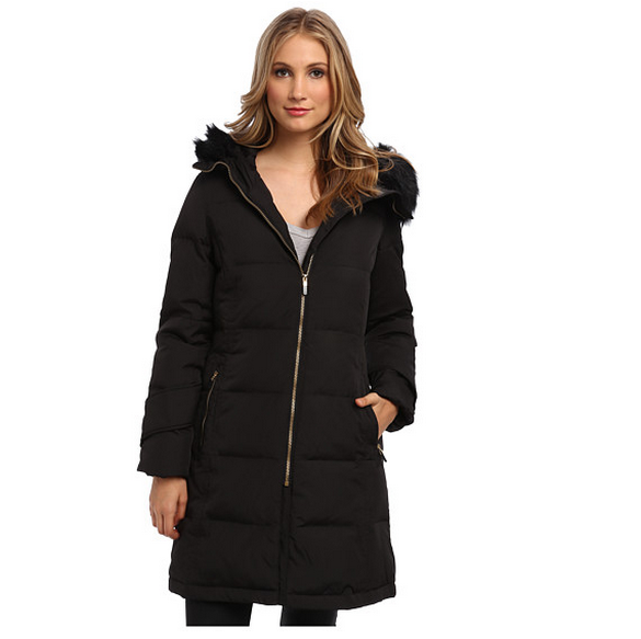 LATEST FASHION WOMEN'S OUTERWEAR BEST WINTER COATS AND JACKETS COLLECTION BY CALVIN KLEIN 2014-2015 (5)