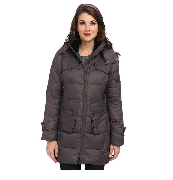 LATEST FASHION WOMEN'S OUTERWEAR BEST WINTER COATS AND JACKETS COLLECTION BY CALVIN KLEIN 2014-2015 (6)