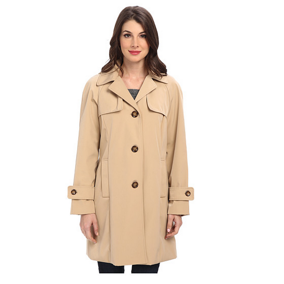 LATEST FASHION WOMEN'S OUTERWEAR BEST WINTER COATS AND JACKETS COLLECTION BY CALVIN KLEIN 2014-2015 (7)