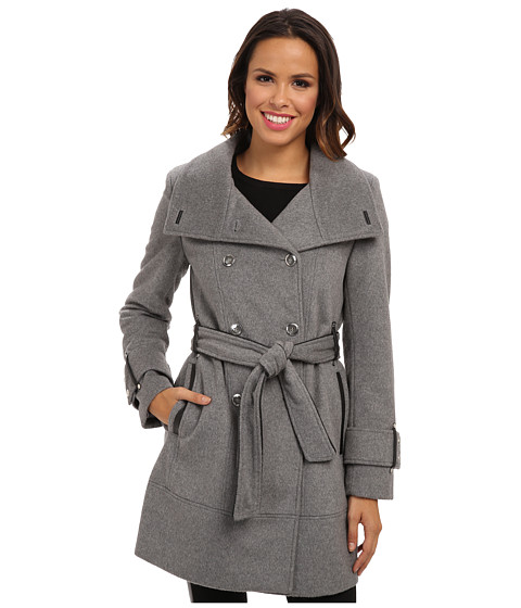 LATEST FASHION WOMEN'S OUTERWEAR BEST WINTER COATS AND JACKETS COLLECTION BY CALVIN KLEIN 2014-2015 (9)