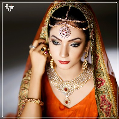 Latest Best Pakistani Bridal Makeup Ideas & Tips (1)
