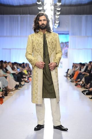 Latest Best Winter Dresses Collection for Men by Pakistani Brands 2014-2015 - Amir Adnan (3)