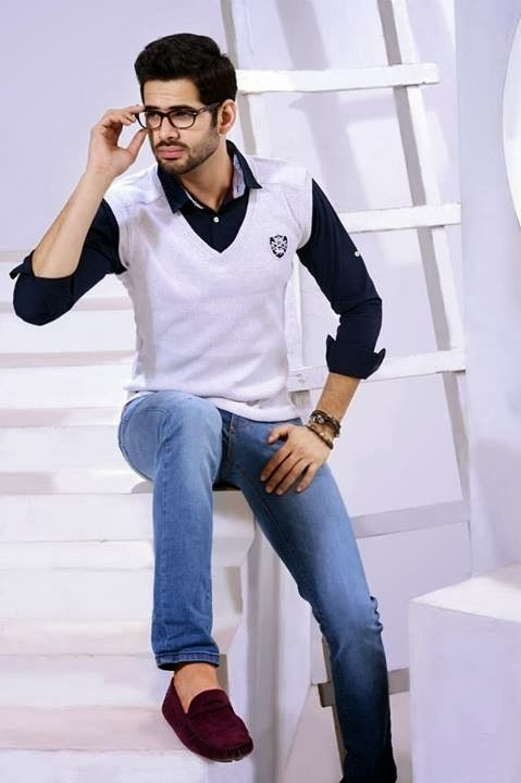 Latest Best Winter Dresses Collection for Men by Pakistani Brands 2014-2015 - Outfitters (4)
