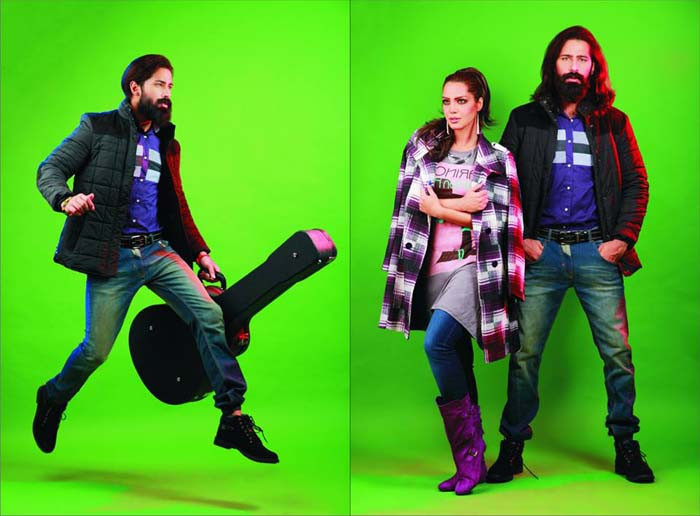 Latest Best Winter Dresses Collection for Men by Pakistani Brands 2014-2015 - RIVERSTONE (3)