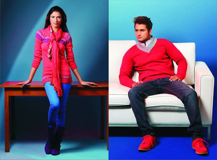 Latest Best Winter Dresses Collection for Men by Pakistani Brands 2014-2015 - RIVERSTONE (8)