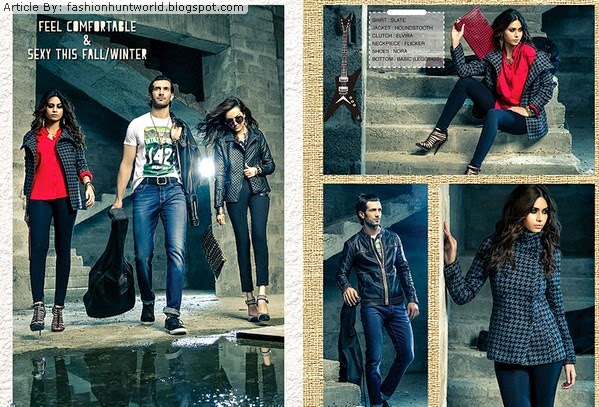Latest Best Winter Dresses Collection for Men by Pakistani Brands 2014-2015 - Stonage (4)