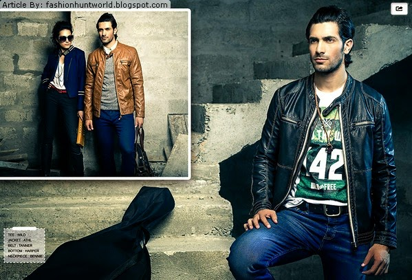 Latest Best Winter Dresses Collection for Men by Pakistani Brands 2014-2015 - Stonage (6)