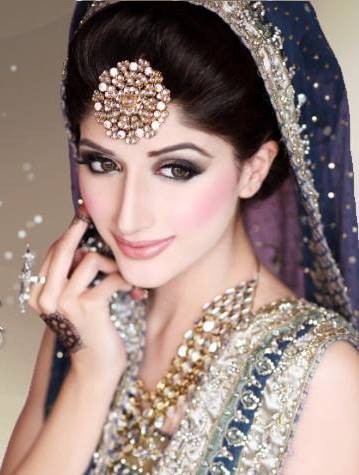 Latest Best Pakistani Bridal Makeup Tips Amp Ideas Basic