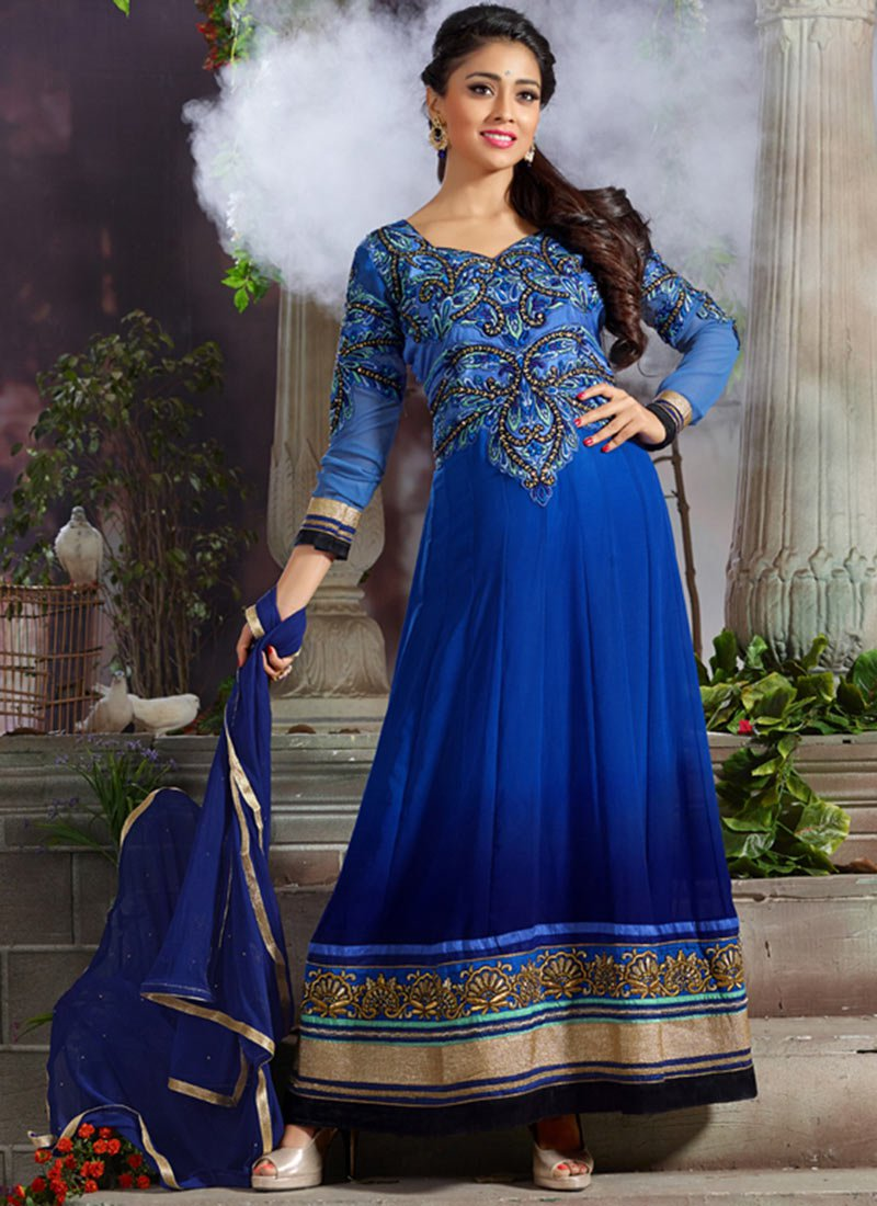 Latest Indian Kalidar Suits Best Salwar Kameez Collection for Women  2014-2015 (18)
