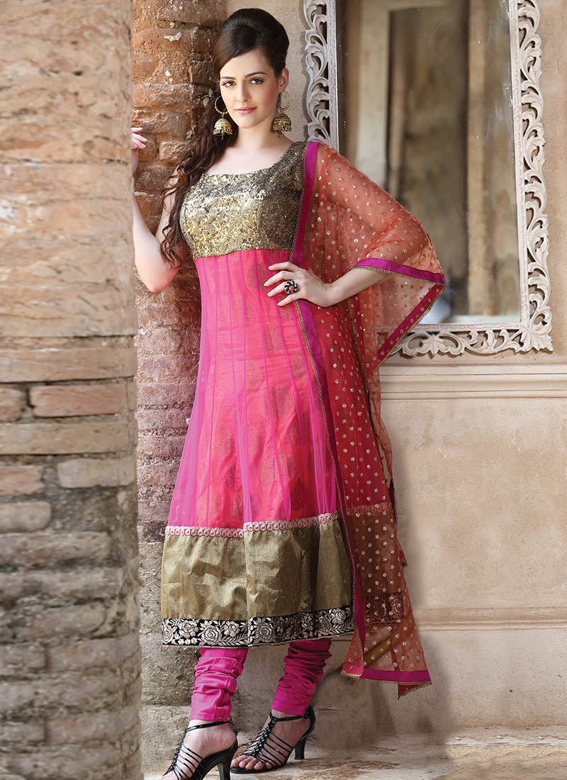 Latest Indian Kalidar Suits Best Salwar Kameez Collection for Women  2014-2015 (22)