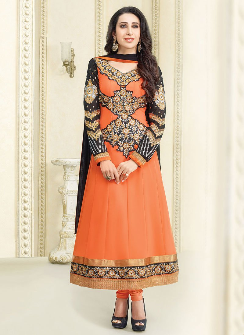 Latest Indian Kalidar Suits Best Salwar Kameez Collection for Women  2014-2015 (23)