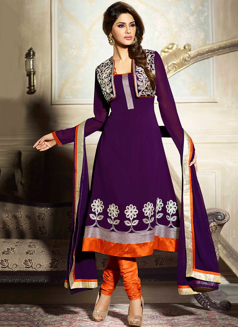 Latest Indian Kalidar Suits Best Salwar Kameez Collection for Women 2014-2015 (26)