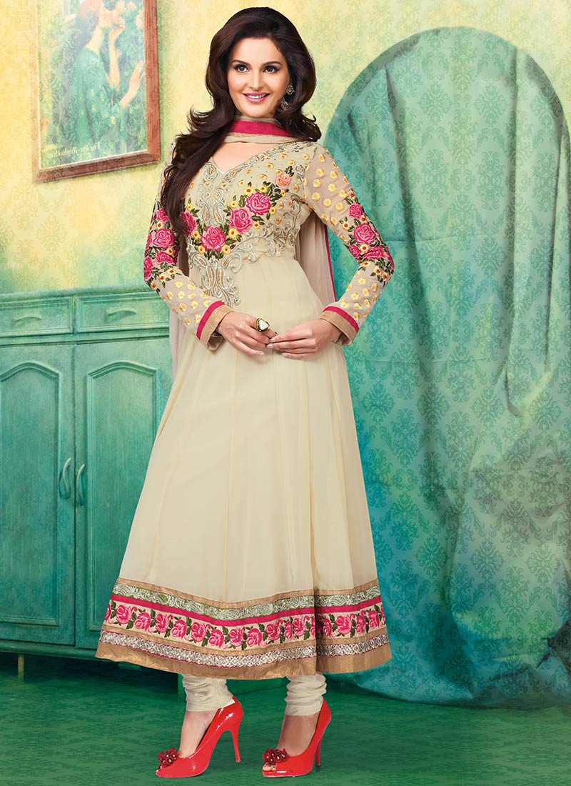 Latest Indian Kalidar Suits Best Salwar Kameez Collection for Women  2014-2015 (27)