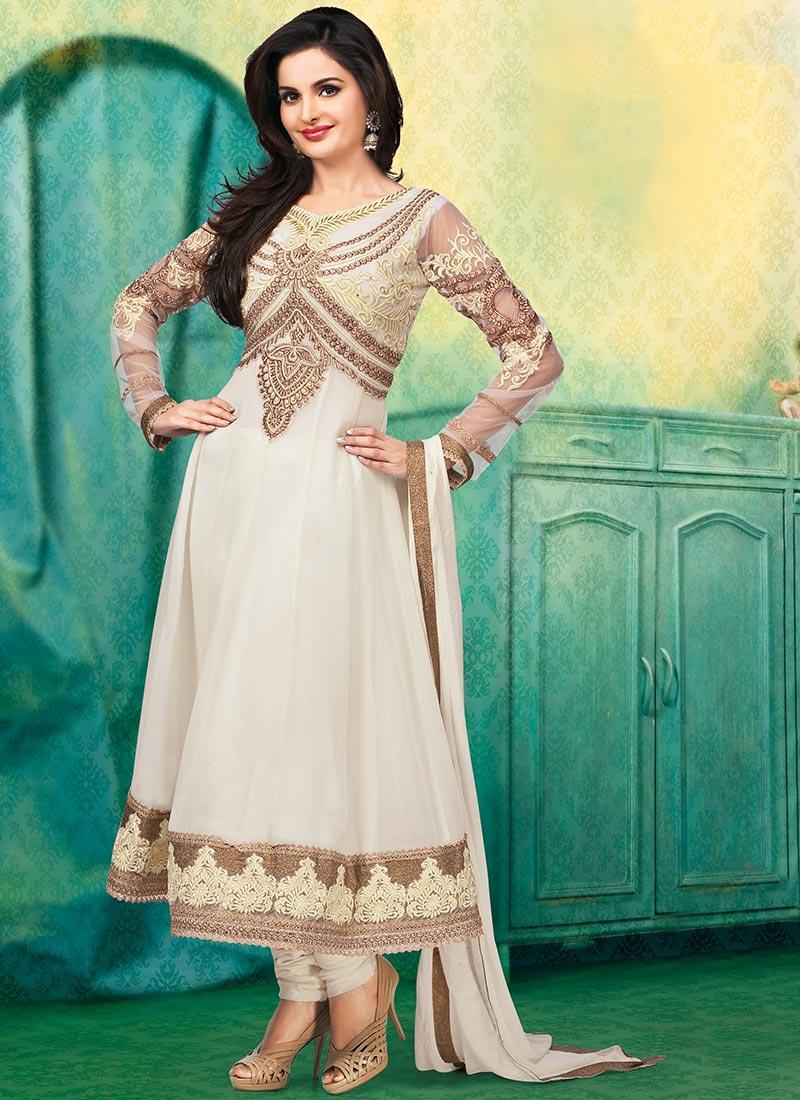 Latest Indian Kalidar Suits Best Salwar Kameez Collection for Women  2014-2015 (9)