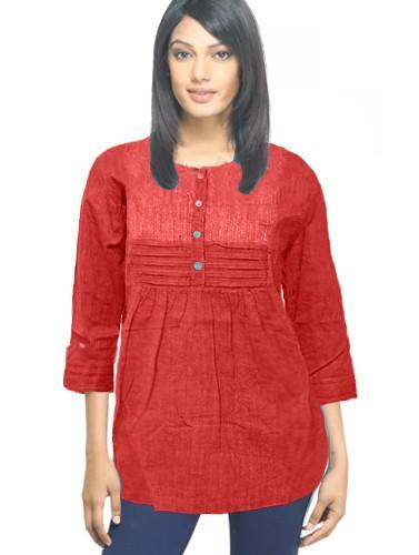 Latest Women Best Kurti Designs Collection For Winter by Fabindia 2015-2016 (13)