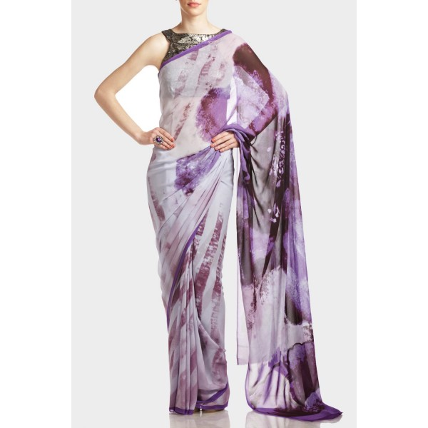 New Satya Paul Best Indian Designer Saree Collection for Women 2015-2016 (18)