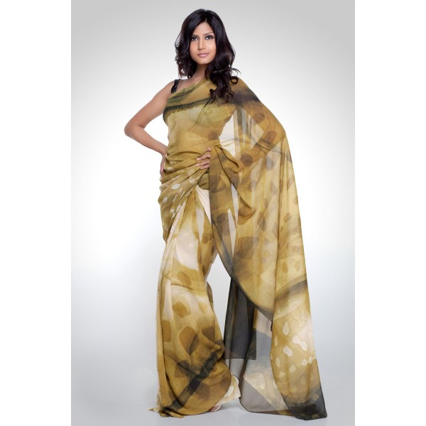 New Satya Paul Best Indian Designer Saree Collection for Women 2015-2016 (32)