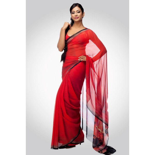New Satya Paul Best Indian Designer Saree Collection for Women 2015-2016 (33)