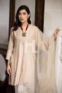 Nishat Linen Pakistani Winter Formal Dresses
