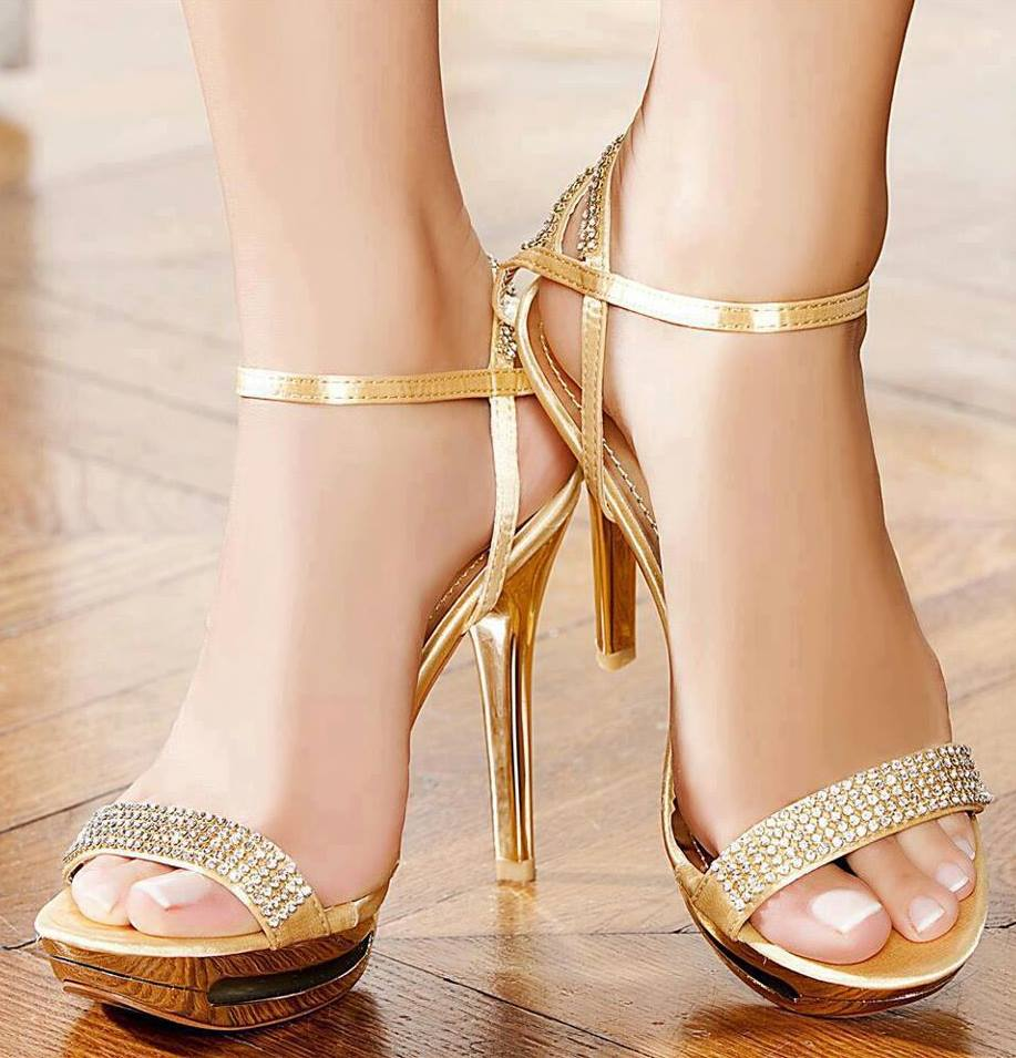 Latest Best Party Wear Shoes & Heels for Women