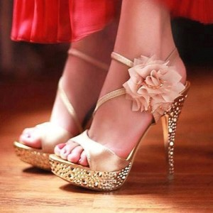 Latest Best Party Wear Shoes & Heels for Women – Famous Pakistani Brands Collections