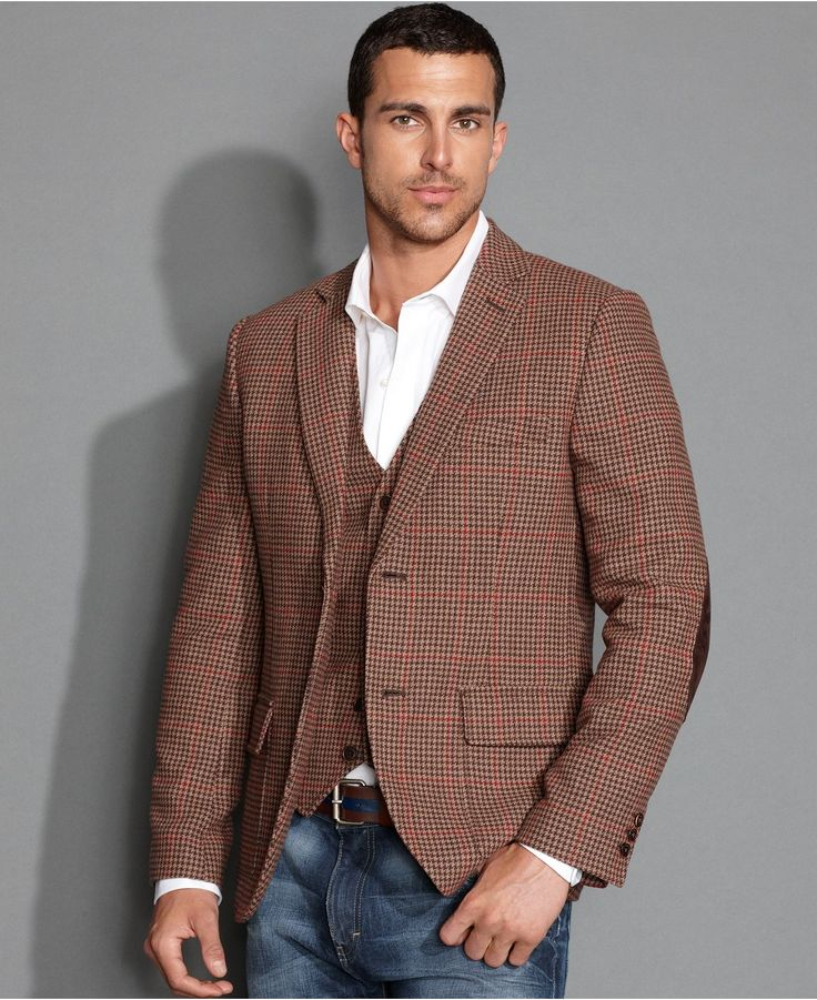 Top 10 Most Popular Men Blazers of all Time - Best selling Brands Tommy Hilfiger (2)