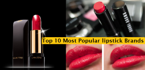 Top 10 Most Popular Lipsticks of all Time – Best Selling Brands
