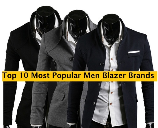 Top 10 Men Blazer Brands of the year