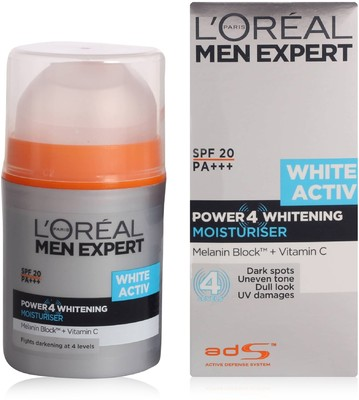 Top 10 Men's Best Moisturisers for all Skin Types - Most popular Brands (1)