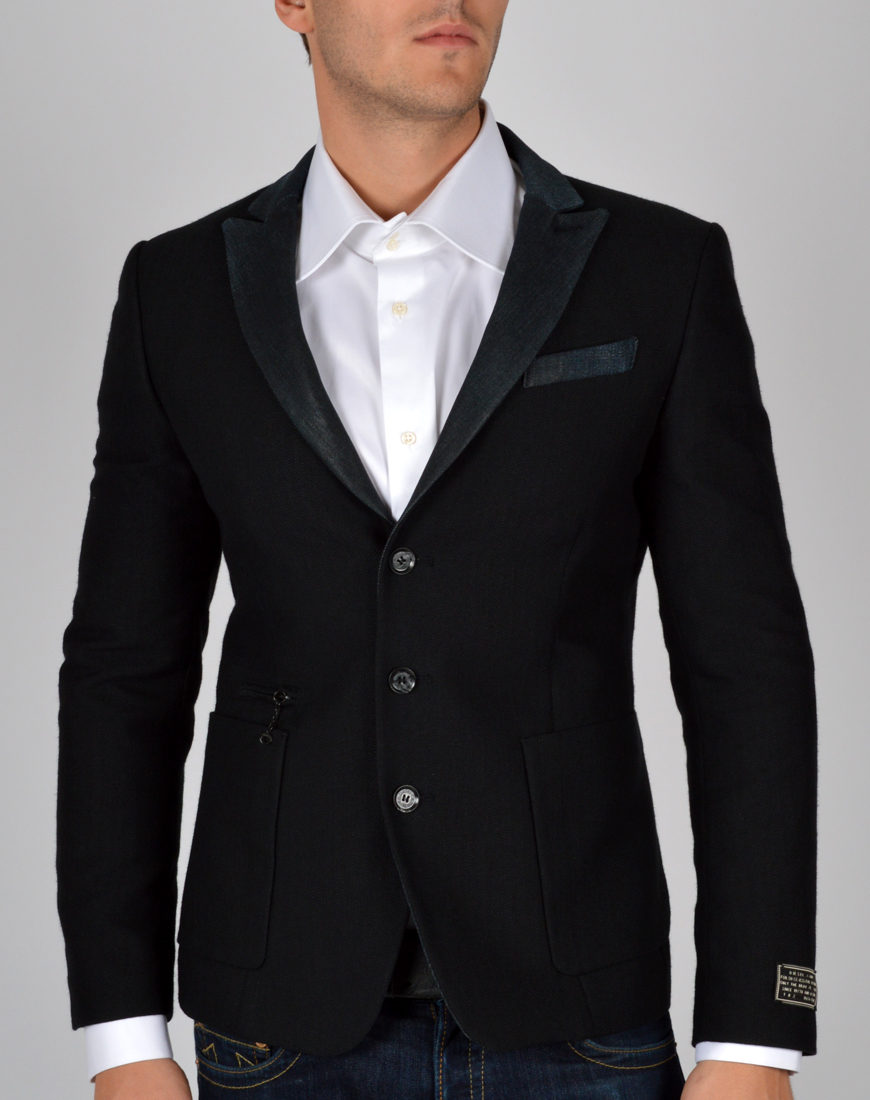 Top 10 Most Popular Men Blazers of all Time - Best selling Brands - diesel blazer mens  (4)