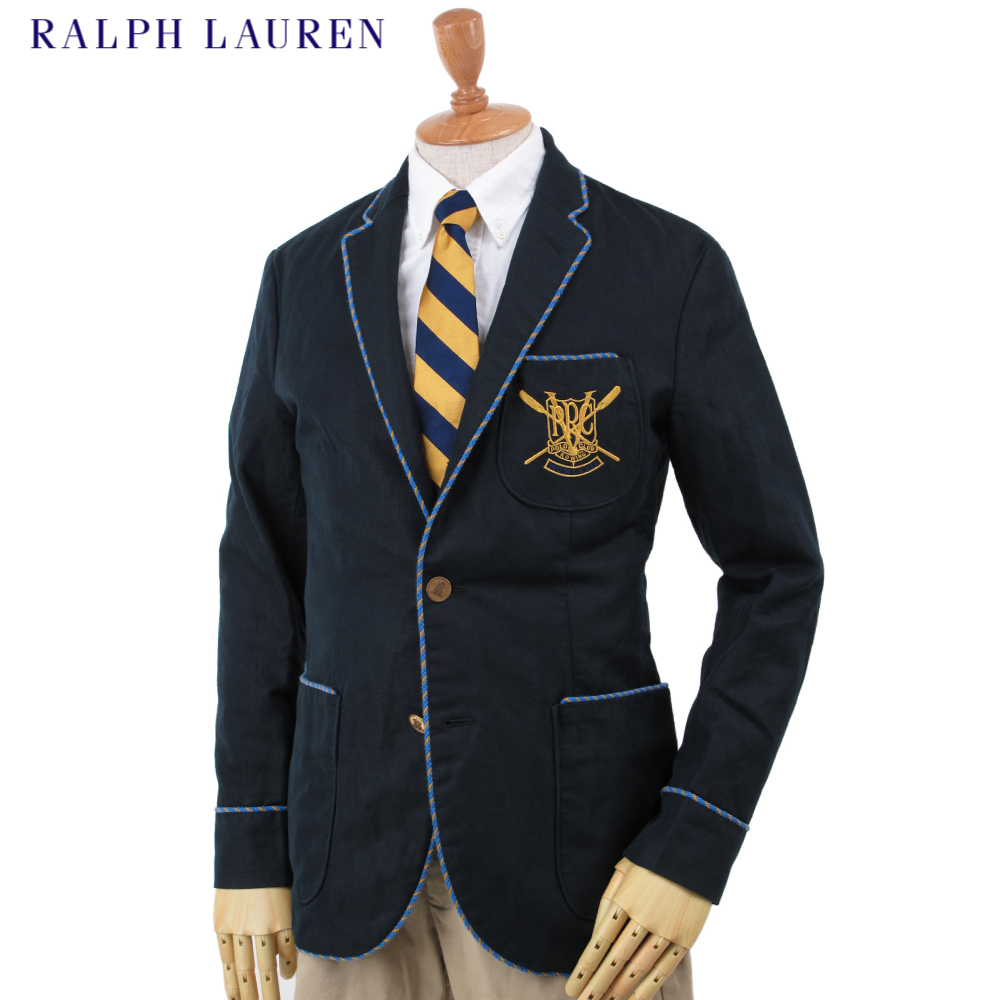 Top 10 Most Popular Men Blazers of all Time - Best selling Brands - ralph lauren