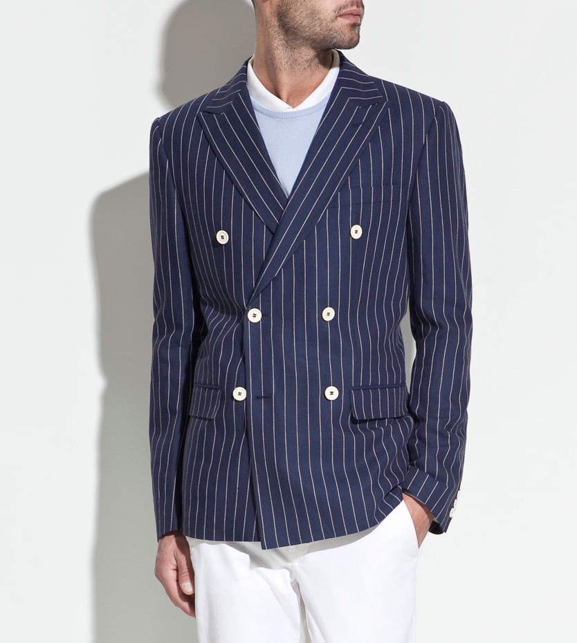 Top 10 Most Popular Men Blazers of all Time - Best selling Brands - zara blazer mens (1)